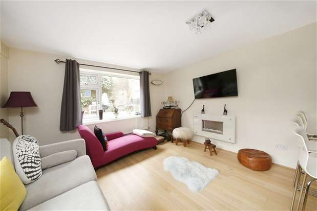2 Bedrooms Flat for sale in Birkbeck Place, Dulwich