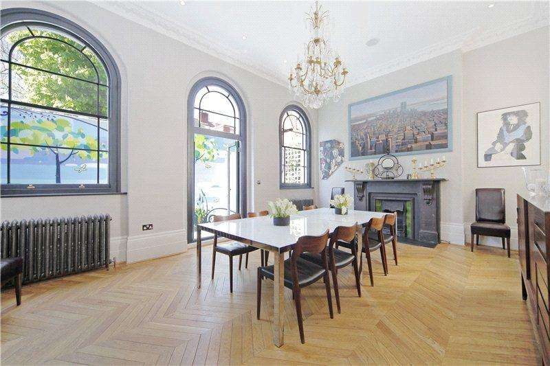 7 Bedrooms Terraced House for sale in Leinster Gardens, Hyde Park, London