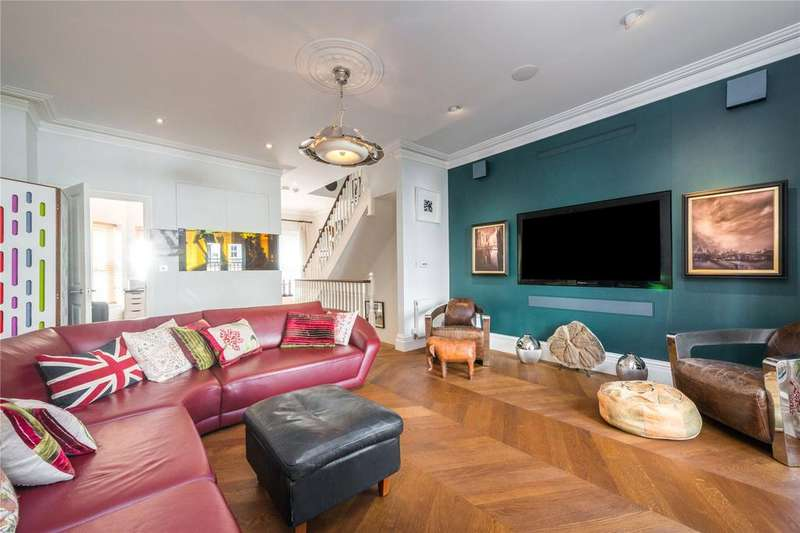 4 Bedrooms Mews House for sale in Canal Boulevard, Camden, London