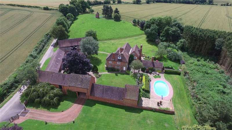 5 Bedrooms Detached House for sale in Loggerheads Lane, Hanbury, North Worcestershire, WR9