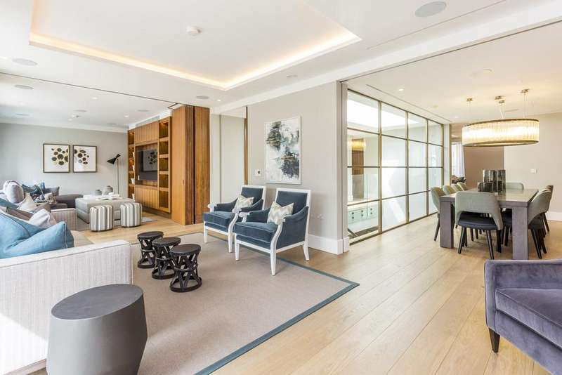 4 Bedrooms Flat for rent in St James's Street, St James, London, SW1A