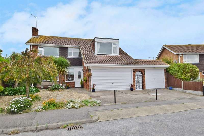 4 Bedrooms Detached House for sale in Highfields View, Herne Bay