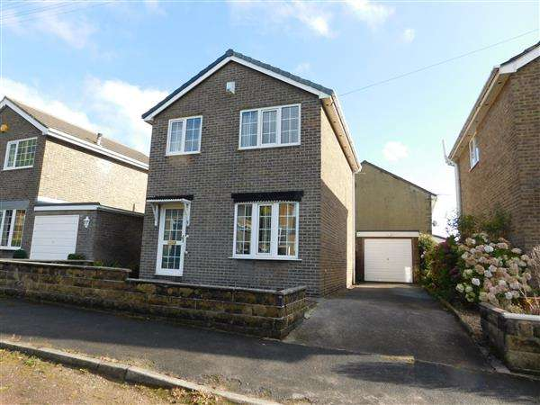3 Bedrooms Detached House for sale in Ormond Road, Bradford