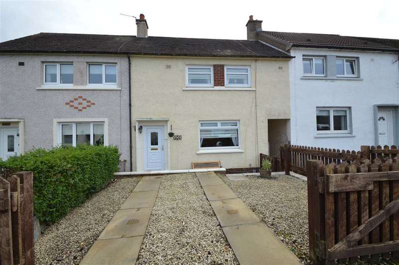 3 Bedrooms Terraced House for sale in Clydesdale Avenue, Hamilton