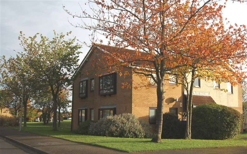1 Bedroom Flat for sale in Hertford Grove, Eastfield Glade, Cramlington