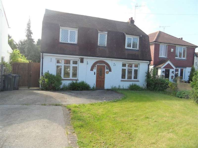 3 Bedrooms Detached House for sale in Birchwood Road, Wilmington, Kent