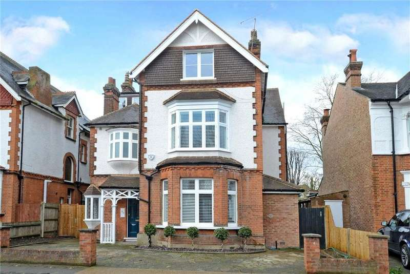 6 Bedrooms Detached House for sale in Victoria Avenue, Surbiton, KT6