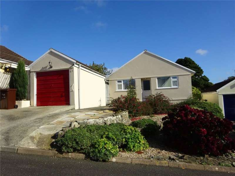 2 Bedrooms Detached Bungalow for sale in Valley View, St Keyne, Cornwall