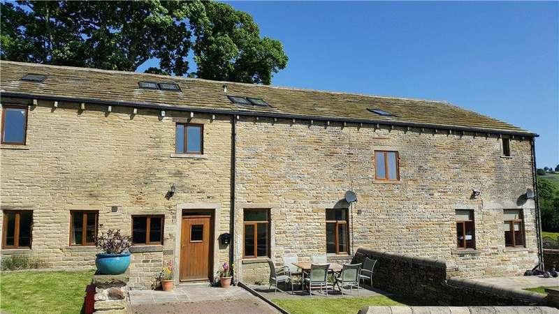 4 Bedrooms Barn Conversion Character Property for sale in Upper Green Barn, Allerton Upper Green, Allerton, Bradford