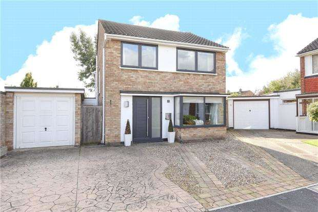3 Bedrooms Detached House for sale in Andermans, Windsor, Berkshire