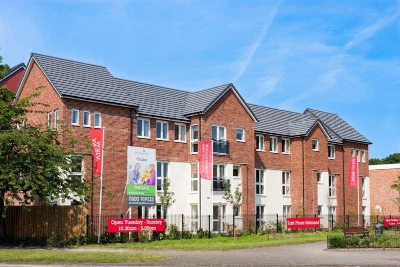 1 Bedroom Flat for rent in Moor Lane, Crosby, Liverpool, L23