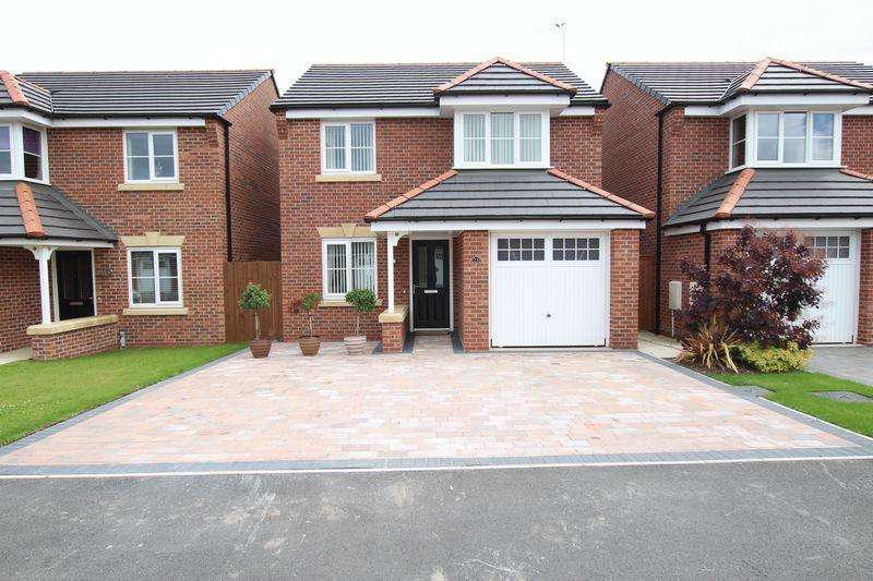 3 Bedrooms Detached House for sale in Blackstairs Road, Rivacre