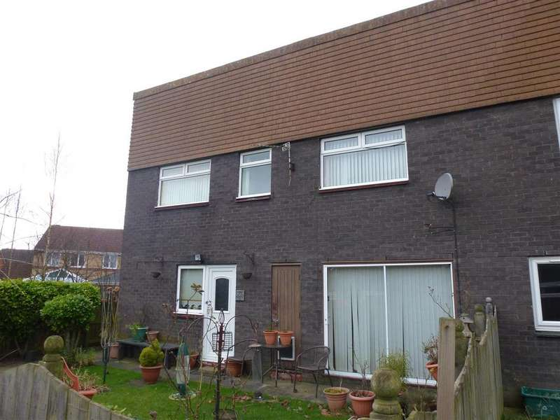 3 Bedrooms Semi Detached House for sale in Scott Place, Newton Aycliffe