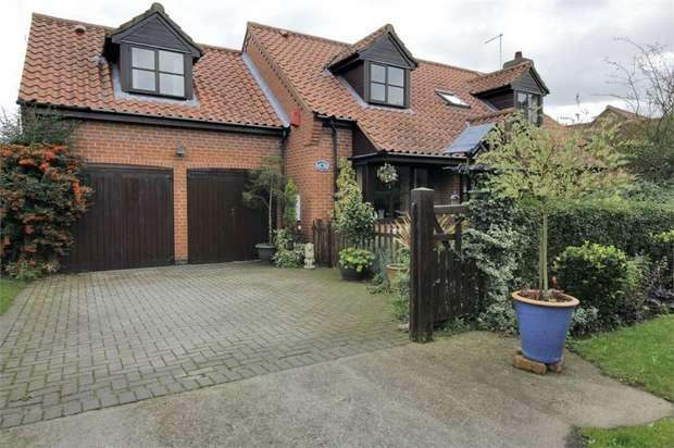 4 Bedrooms Detached House for sale in Church Lane, Averham, Newark, Nottinghamshire