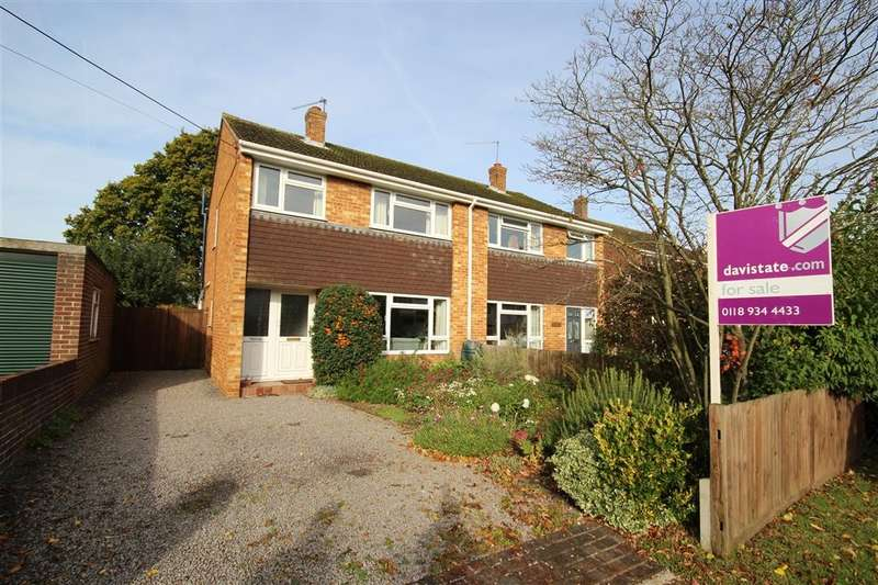 3 Bedrooms Semi Detached House for sale in Tape Lane, Hurst, RG10