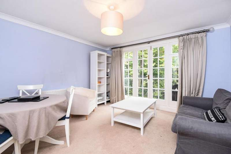 2 Bedrooms Flat for sale in Milton Park, Highgate