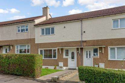 2 Bedrooms Terraced House for sale in Kearn Avenue, Blairdardie