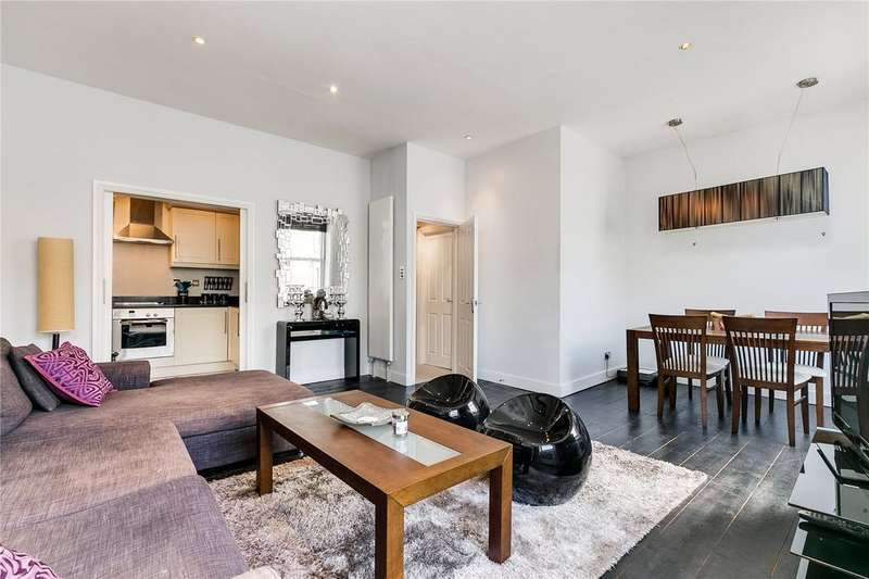 1 Bedroom Flat for sale in Harcourt Terrace, Chelsea