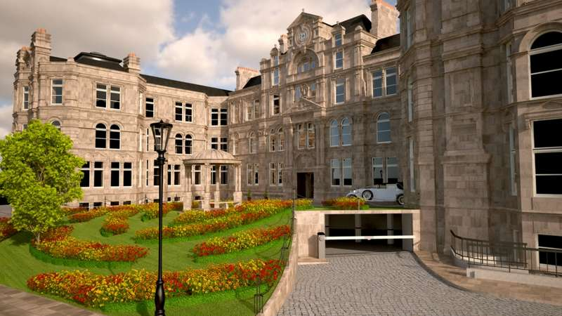 1 Bedroom Apartment Flat for sale in The Exchange Hotel, Mount Stuart Square, Cardiff, CF10