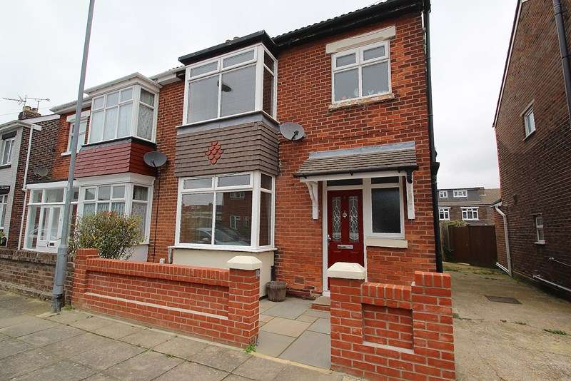 3 Bedrooms Semi Detached House for sale in Compton Road, Portsmouth