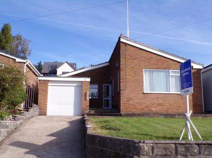 3 Bedrooms Bungalow for sale in Rose Hill, Holywell, Flintshire, CH8