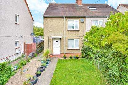 2 Bedrooms Semi Detached House for sale in Western Road, Bletchley, Milton Keynes