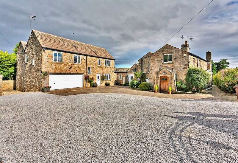 4 Bedrooms Detached House for sale in Manor Farm Barn, Thorner Lane, Scarcroft, LS14