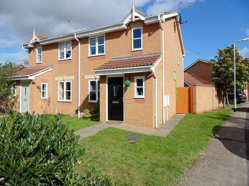 3 Bedrooms Semi Detached House for sale in Epsom Close