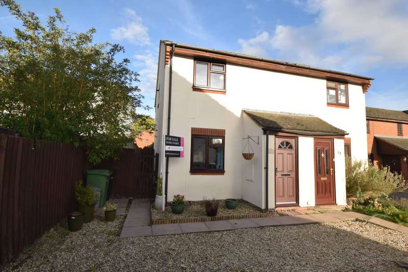 2 Bedrooms Semi Detached House for sale in Sycamore Close, Watlington
