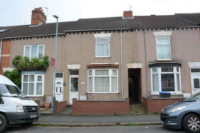 3 Bedrooms Terraced House for sale in South Street, Rugby