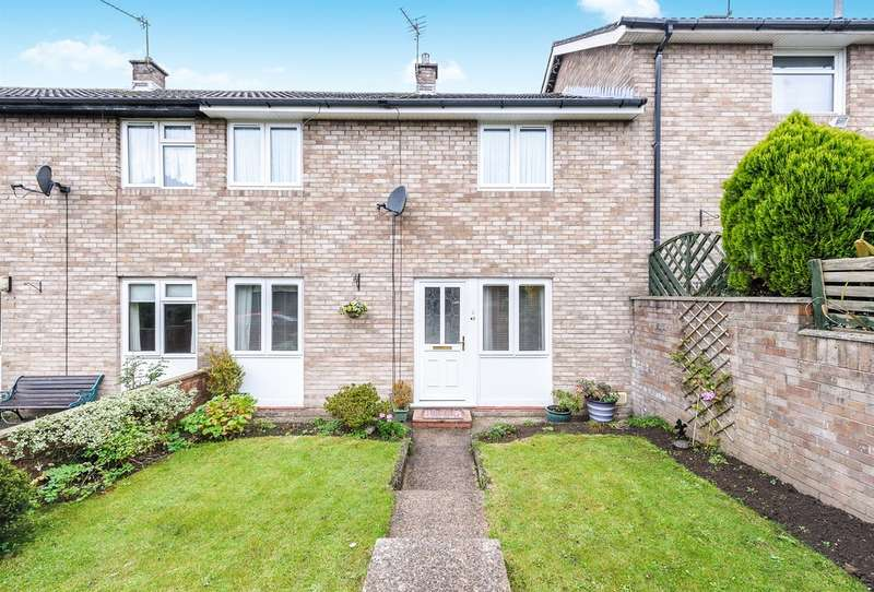 3 Bedrooms Terraced House for sale in Fanheulog, Talbot Green, Pontyclun