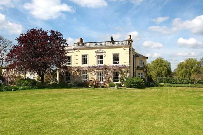 7 Bedrooms Detached House for sale in Woodside Lane, Winkfield, Windsor, Berkshire, SL4