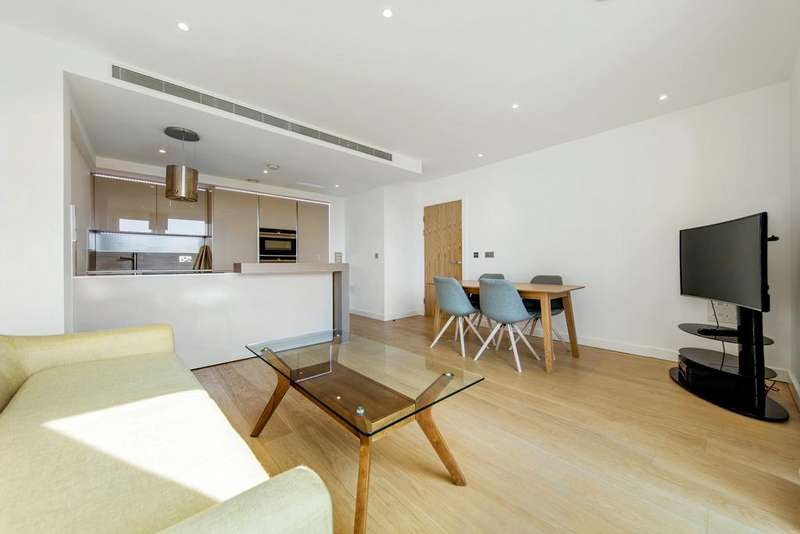 2 Bedrooms Flat for sale in Holland Park Avenue, W11