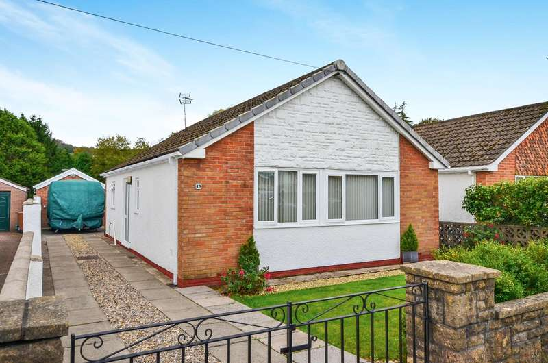 2 Bedrooms Detached Bungalow for sale in St Margarets Road, Caerphilly, CF83