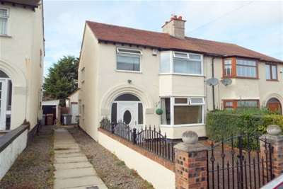 3 Bedrooms Semi Detached House for rent in Grainger Avenue, West Kirby