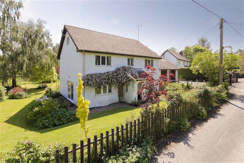 6 Bedrooms Country House Character Property for sale in Whitehurst, Chirk, Wrexham, LL14