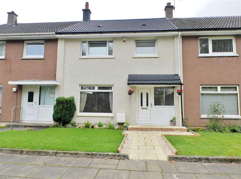 4 Bedrooms Terraced House for sale in Algoma Place, Westwood, EAST KILBRIDE