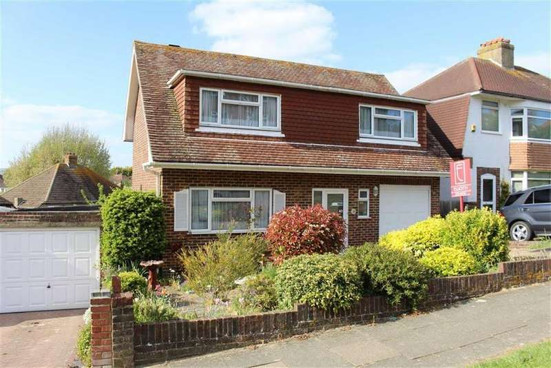 2 Bedrooms Detached House for sale in Hangleton Gardens, Hove, East Sussex