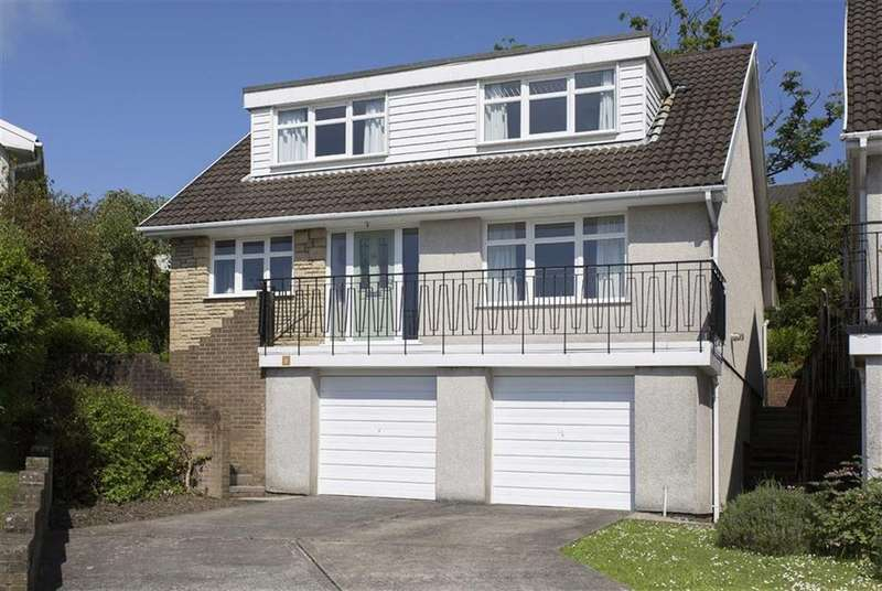 3 Bedrooms Detached House for sale in Bryntawe Hall Close, Ynystawe, Swansea