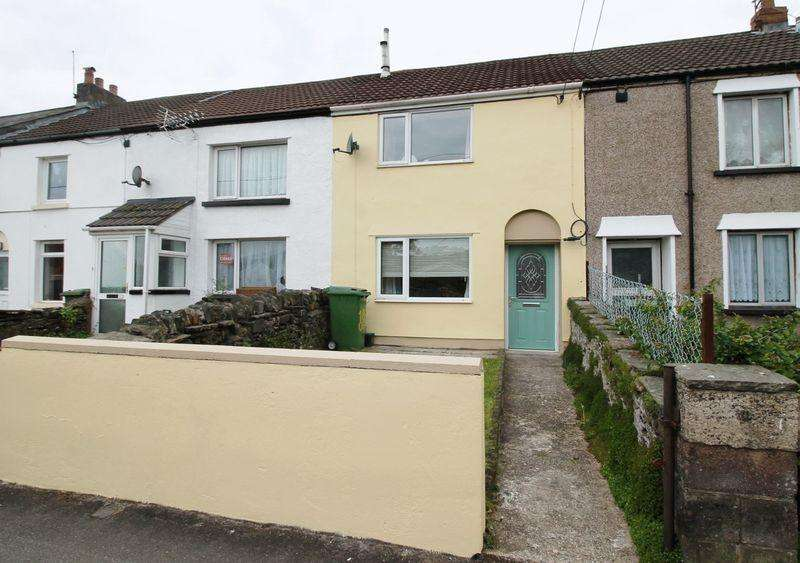 3 Bedrooms Terraced House for sale in Old Park Terrace, Treforest, CF371TG