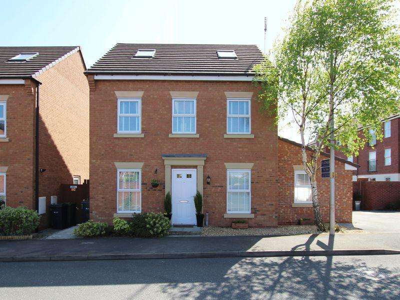 5 Bedrooms Detached House for sale in Naylor Road, Rivacre