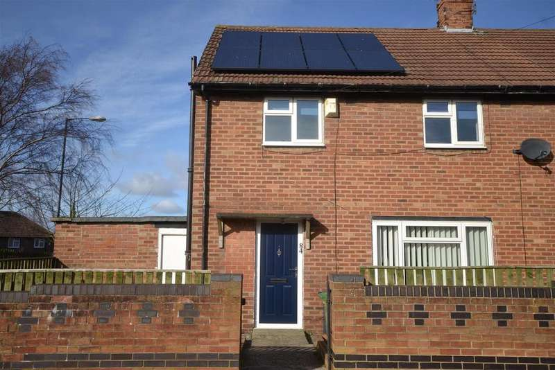 3 Bedrooms Semi Detached House for sale in Presthope Road, Pennywell, Sunderland