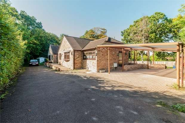 6 Bedrooms Detached Bungalow for sale in Mount Pleasant Lane, Bricket Wood, St Albans, Hertfordshire