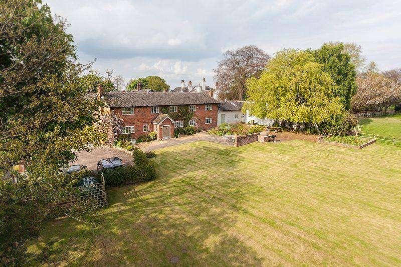 4 Bedrooms Detached House for sale in School Lane, Ollerton