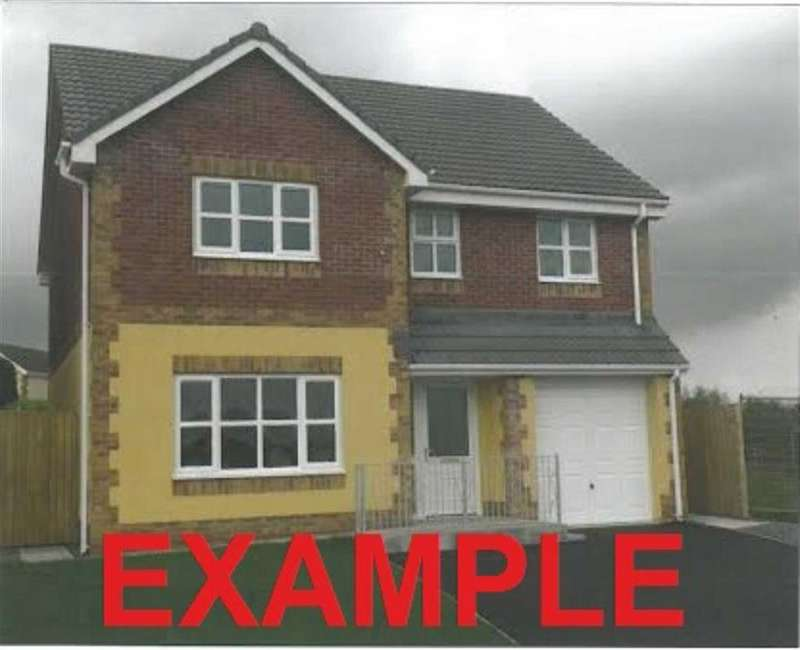4 Bedrooms Detached House for sale in Parc Gwendraeth, Kidwelly