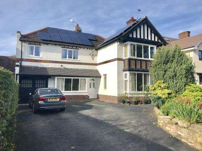 5 Bedrooms Detached House for sale in Earlsway, Curzon Park, Chester, Cheshire, CH4