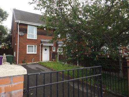 2 Bedrooms Semi Detached House for sale in Brock Street, Liverpool, Merseyside, L4