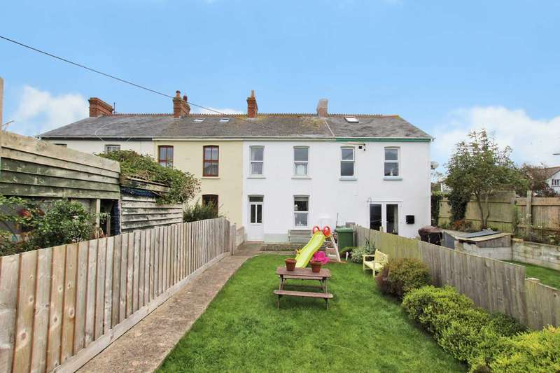 3 Bedrooms Terraced House for sale in Clifton Terrace, Northam