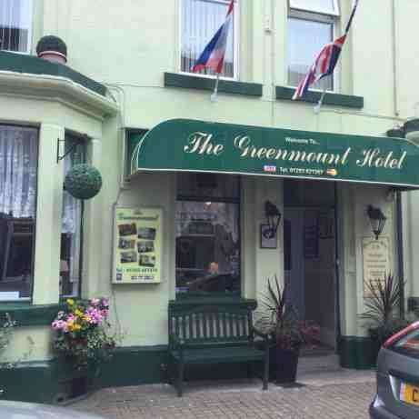 Hotel Commercial for sale in Bairstow Street, Blackpool, FY1 5BN