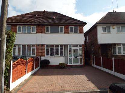3 Bedrooms House for sale in Church Road, Sheldon, Birmingham, West Midlands